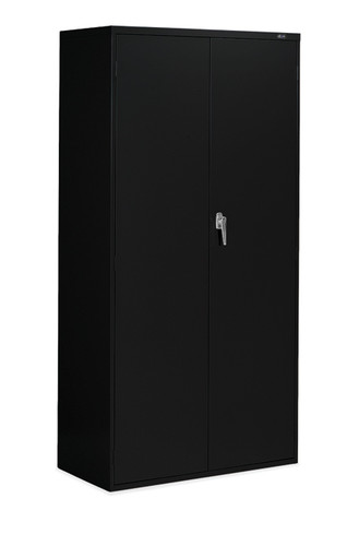 Global STORAGE CABINETS-9300 Series BLACK 9336-S72L