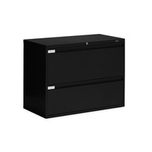 Global LATERAL FILES-9300P Series BLACK 9336P-2F1H