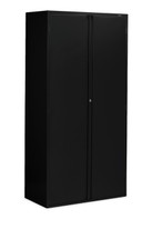 Global STORAGE CABINETS-9300P Series BLACK 9336P-S72L