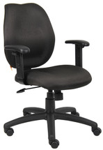 Boss Task Chair B1014-BK