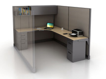 Friant 6x8 Workstation