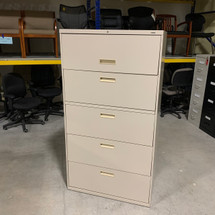 Pre-Owned Five Drawer Lateral File