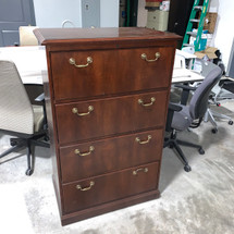 Pre-Owned 4 Drawer Lateral File