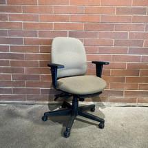 Pre-Owned Global Granada Tan Task Chair