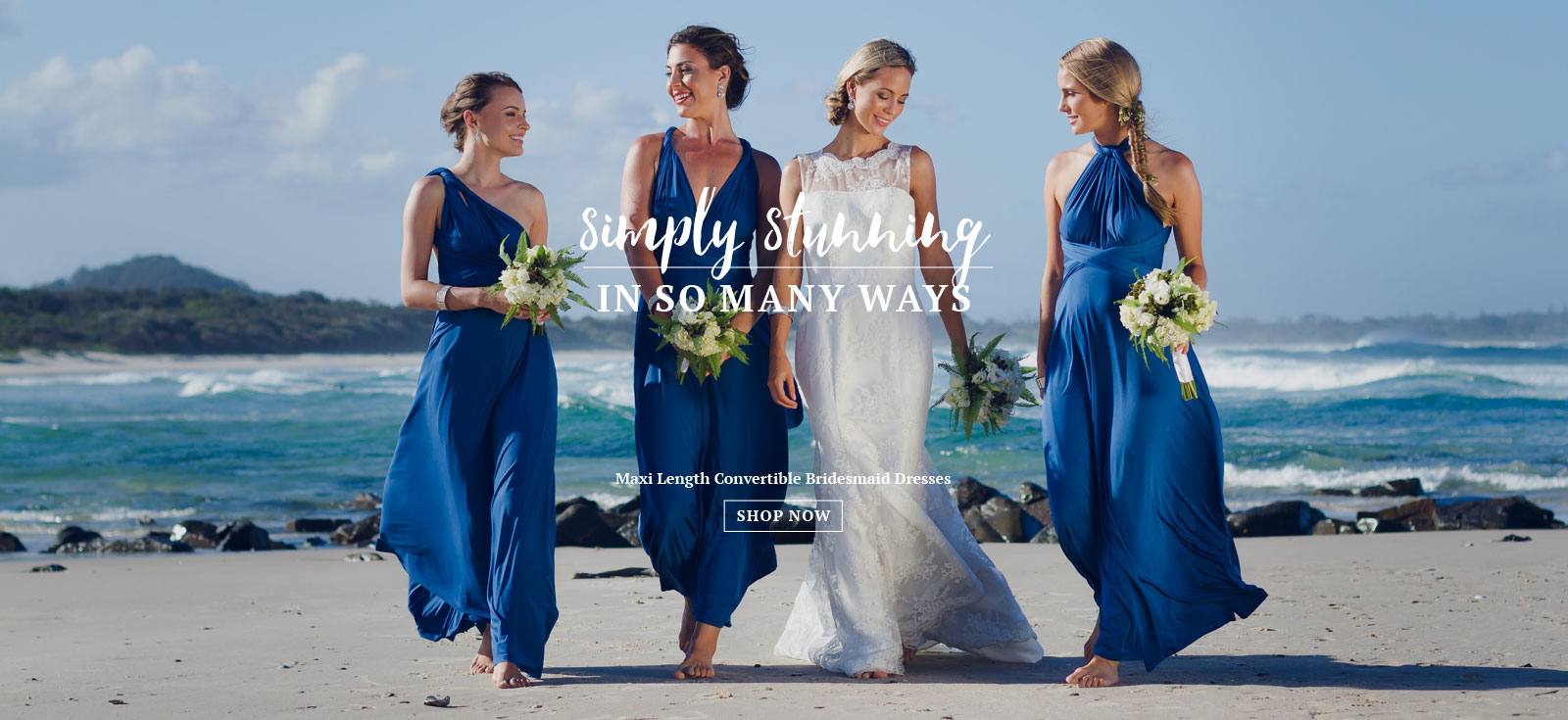 Buy Convertible Bridesmaids Dresses