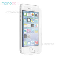 MONOPICK Premium Slim Japan AGC Tempered Glass Clear Screen Protector Film Guard for iPhone Series