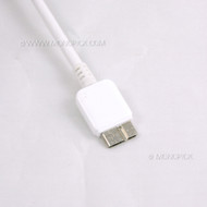 LOT Micro USB 3.0 21pin 2A Charger Data Sync Cable for Samsung Galaxy S5 Note 3 Tab Pro 12.2 Series