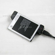 USB External Removable Battery Charger Dock Cradle for Samsung Galaxy S3 S4 S5 Note 3 4 LG G3 G4 V10