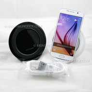 3 Coil Wireless S Charger Stand 2A Fast Charging Kit for Samsung Galaxy S8 Note 8 iPhone 8 Plus X