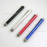Metal Hybrid Mesh Micro Fiber Tip Touch Screen Stylus Pen for mobile phones, tablets