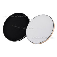 Aluminium Wireless Charger 2A Fast Charging Pad for Samsung Galaxy Galaxy S8 Note 8 iPhone 8 Plus X