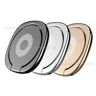 Aluminium 360° Zinc Privity Magnetic Metal Bracket Magnetic Ring Finger Stand Mount Holder for mobile phones