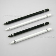 New Ultra Fine Aluminum Metal Tip Capacitive Touch Screen Active Pencil Pen Stylus For mobile phones, tablets