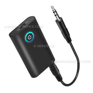 BT-B9 2in1 2 Way 3.5mm AUX Car Home Stereo Wireless Audio Bluetooth Adapter Receiver Transmitter