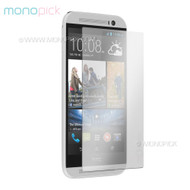 MONOPICK Premium Slim Japan AGC Tempered Glass Clear Screen Protector Film Guard for HTC One Series
