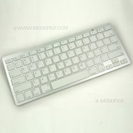 Slim Mini Wireless Bluetooth Keyboard for Android iOS PCs Macs, Mobile Phones, Tablets