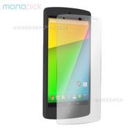 MONOPICK Premium Slim Japan AGC Tempered Glass Clear Screen Protector Film Guard for Google Nexus Series