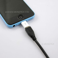 LOT 8-pin Micro USB Adapter Charging Converter for iPad mini Air iPhone 5 5C 5S 6 6S 7 Plus