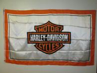 Harley Knucklehead Panhead Flathead NOS Dealer Flag