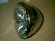 Harley Chrome Cycleray Headlight