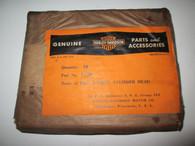 Harley Davidson Flathead 45 WL NOS Head Gaskets
