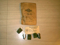 NOS New Harley Davidson Flathead 45 WLA Taillight Clips