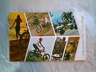 Harley Davidson 1971 NOS Baja Owners Manual