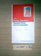 Harley Davidson Shovelhead Sportster NOS AMF Decal