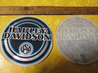 Harley Davidson  NOS OEM Gas Tank Decals