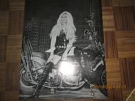 Harley Bridgett Bardot Poster