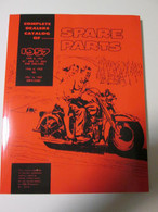 New 1949-1957 Harley Parts Catalog