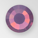MC Hot Fix Chaton Rose in Amethyst Opal color, size ss20, foiled back, small package