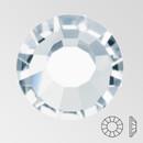 ss2 CRYSTAL - PRECIOSA MAXIMA Flat Back, 12 facets, foiled