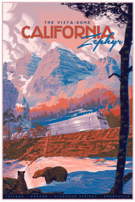 Zephyr Regular Poster