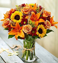 Autumn Wonder Bouquet