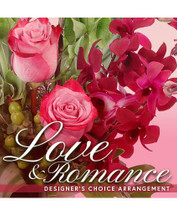 Let our designers create a romantic floral design for that special moment.