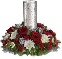 Let's Be Merry Centerpiece