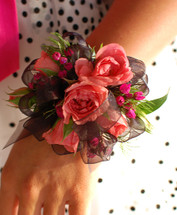 Designer Mixed Corsage