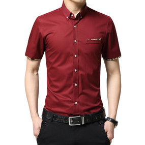JPJ Impress Design - Short Sleeve - (Red)