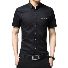 JPJ Impress Design - Short Sleeve - (Black)