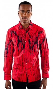 JPJ Drown Red Shirt