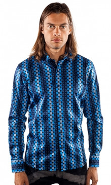 JPJ Oceano Blue Shirt