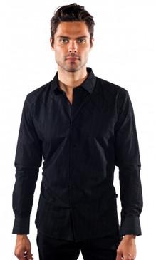 JPJ Royce Black Shirt