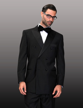 JPJ TUX-DB BLACK