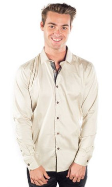 JPJ Silk Bone Shirt