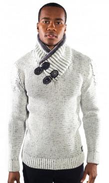 JPJ Dove White Sweater