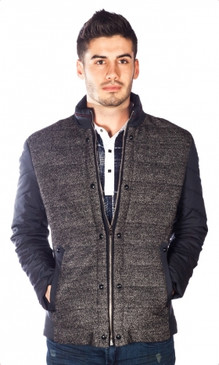 JPJ Bristol Grey Men's Jacket