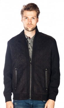 JPJ Burgess Black Men's Jacket