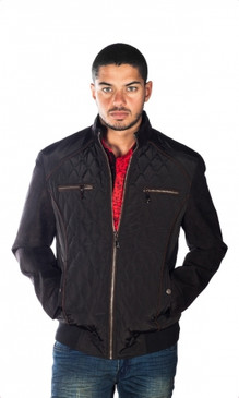 JPJ Hans Black Men's Jacket