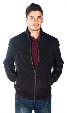 JPJ  Kenji Black Men's Jacket